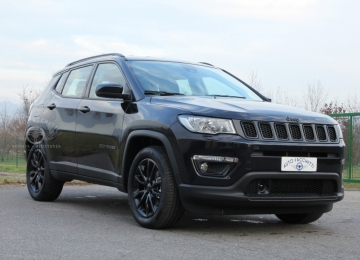 Jeep Compass 1.3 Turbo T4 130CV 2WD NIGHT EAGLE carbon black